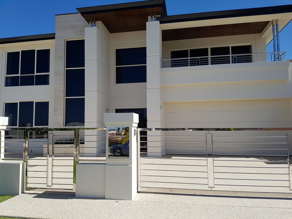 Stainless steel Balustrades, Gates, Fencing and Handrails Image 5